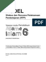 RPP Dan Silabus PAI SD6