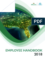 ImmiCa immigration Consultant EB-5-Employee Handbook 2018-English