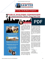 6th Ward Public Building Commission Projects