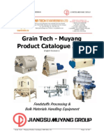 GTE - Muyang Product Catalogue 2009