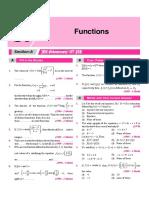 Function IIT JEE