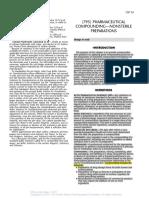 USP 34_795 Coumpounding Practices