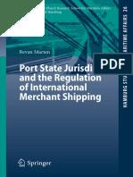 Port State Jurisdiction - 2014