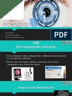 Estudios Oftalmologicos.FAR, OCT, CV, UBC,etcpptx.pptx