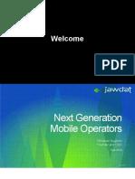 Next Generation Mobile Operator v1