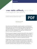 Halo effect.pdf