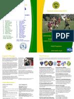 Vuwafc Programme 2013-3