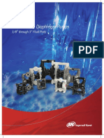 ARO Expert Series Diaphragm Pumps Brochure