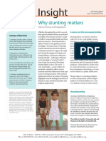 Insight - Why Stunting Matters (English)
