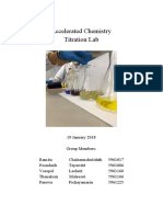 acid base lab report