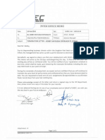 Termination Letter Signed