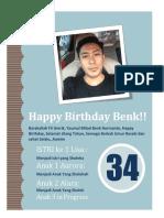 Birthday Invitatio31