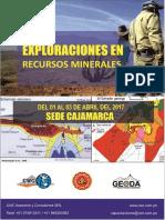 Brochure Exploraciones 2017
