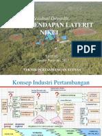 Genesis of the Laterite Nickel (Hendro Purnomo)