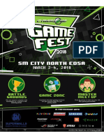 SM Gamefest Primer ML Rules
