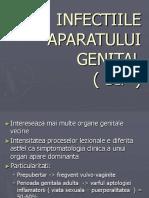 Infectiile Aparatului Genital