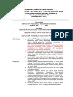 3.1.3 (Ep1) SK Kepala Puskesmas Tentang Penetapan Penanggung Jawab Program Puskesmas