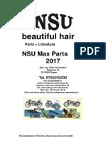 Katalog NSU Max.de .en