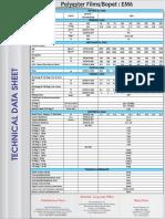 EM6 Datasheet