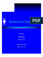Remedial Action Schemes