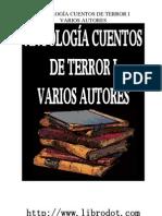 Antologia Cuentos de Terror i