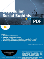 Kepedulian Sosial Buddhis 1