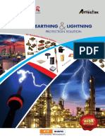 Earthing & Lightning Protection Solution- Brochure
