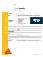 Sikafloor 400 N Elastic PDS