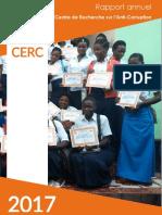 Rapport Annuel CERC