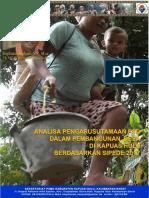 Analisa Pengarusutamaan PSD Dalam Pembangunan Desa Di Kab. Kapuas Hulu, Kalbar 2017