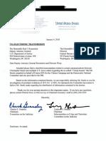 Jonathan Winer gave Dossier to DOJ FBI (Steele Referral)