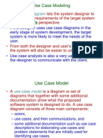 Developing Use Cases - Mar 26