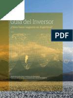 Guía Para El Inversor Español en Argentina