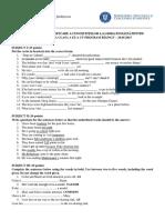 Limba engleza_Subiecte scris  testare bilingv 2015.pdf
