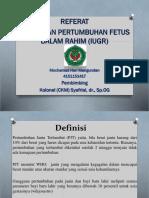 PPT-REFERAT-IUGR