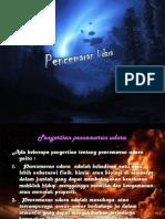 Presentasi Pencemaran Udara
