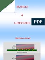 Bearing & Lubrication