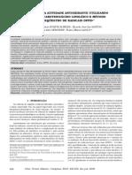viAVALIAÇÃO DA ATIVIDADE ANTIOXIDANTE UTILIZANDO SISTEMA β-CAROTENO/ÁCIDO LINOLÉICO E MÉTODO DE SEQÜESTRO DE RADICAIS DPPH•1