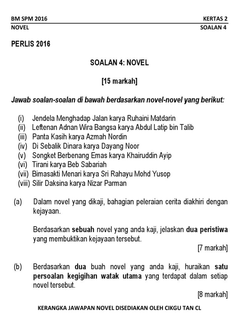 Bm Novel