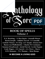 Anthology of Sorcery 3 Sample Chapter