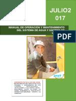 1. Manual de Operación y Mante