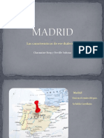 Dialect in Madrid