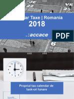 Calendar taxe 2018-extins