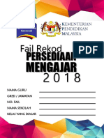 Rekod Persediaan Mengajar 2018 (Designed by Elrine Johini).pptx