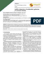 Antimatter Detect 2014