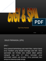 Anatomi Gigi Dan SPN