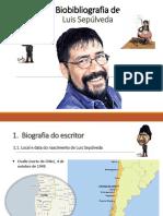 Biografia de Luis Sepúlveda