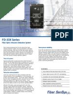 FD 332 Brochure
