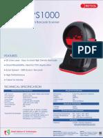 Retsol Ps1000 Pofile v 1.1