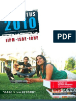 Iipm Prospectus 2010